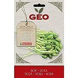 Geo ZSO0103 Keimsaaten Soja, braun