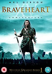 Braveheart [1995] [DVD](Assorted cover images)