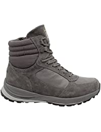 T-Shoes - Bora WP, sneakers in scamosciato, membrana waterproof, donna