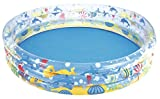 Bestway Deep Dive 3-Ring Pool, Planschbecken 152 x 30 cm