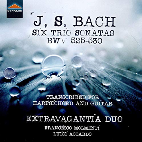 6 Triosonaten,Bwv 525-530 -