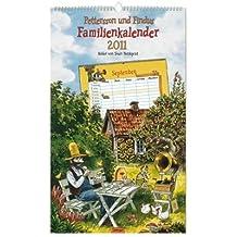 Pettersson und Findus Familienkalender 2011