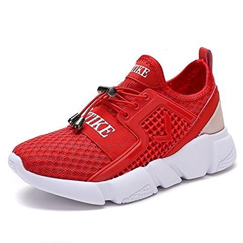 Garçons Filles Engrener Sneaker De plein air Athlétique Caleçon sur Décontractée Fonctionnement Chaussures(Bambin / Petit enfant / Gros