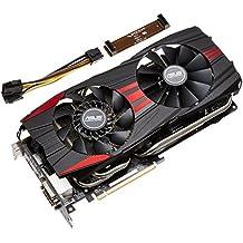 Asus Radeon R9 280X DirectCU II TOP Grafikkarte (PCI-e, 3GB, GDDR5, 2x DVI, HDMI)