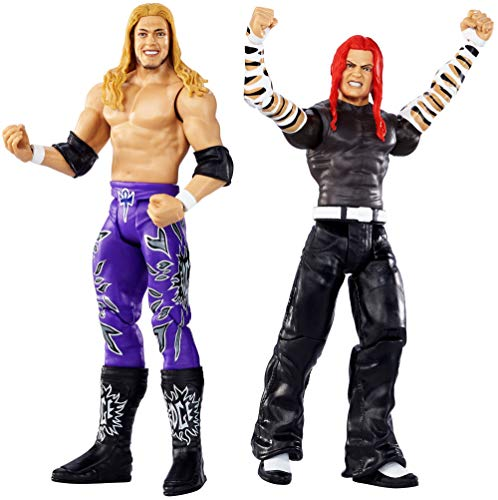 WWF//WWE Shawn Michaels Elite Ringside exclusivo Mattel Figura De Acción