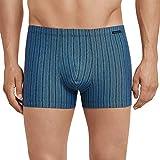 Schiesser Herren Boxershorts Shorts, Blau (Royal 819), Large (Herstellergröße: 006)