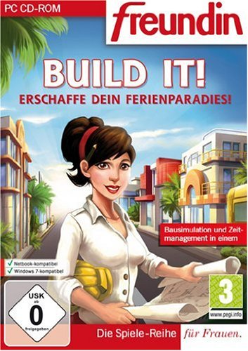 Build It! Erschaffe dein Ferienparadies
