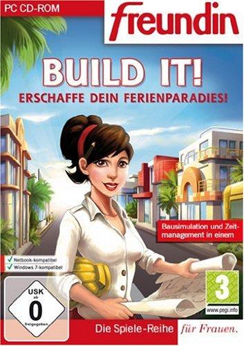 Build It! Erschaffe dein Ferienparadies
