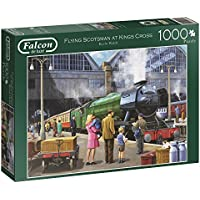 Comparador de precios Jumbo - 1000 Falcon, Flying Scotsmans at Kings Cross (611160) - precios baratos