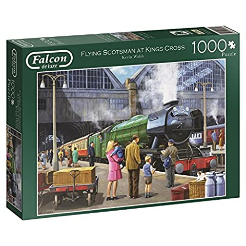Falcon de luxe - The Flying Scotsman 1000 Piece Jigsaw Puzzle