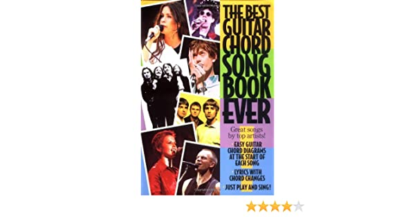 The Best Guitar Chord Songbook.Ever! (Start Playing): Amazon.co.uk ...