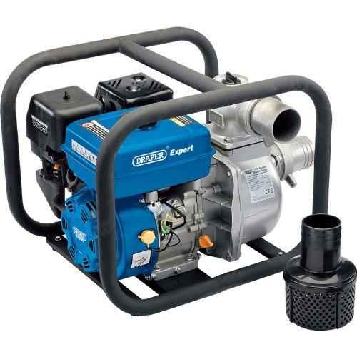 Draper Tools 24580 80 mm 7 hp Petrol Water Pump Test