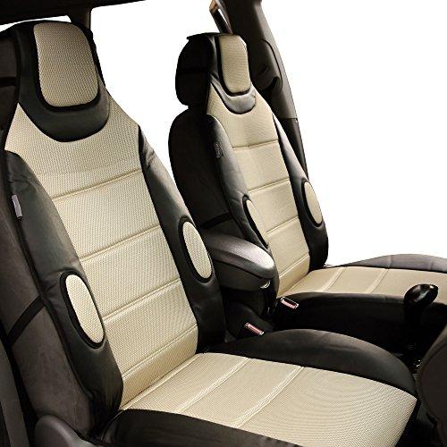 FH-GROUP-fb202beige102-anteriore-pignone-seduta-in-similpelle-cuscino-imbottito-colore-beige-numero-2