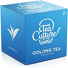Tea Culture of The World Oolong Tea - 20 Tea Bags