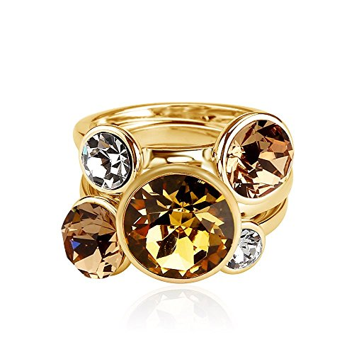 park-avenue-ring-nugget-multicolor-gold-made-with-crystals-from-swarovski