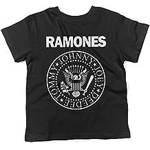 "Camiseta para bebés ""Ramones "" - Baby T-shirt rock LaMAGLIERIA"