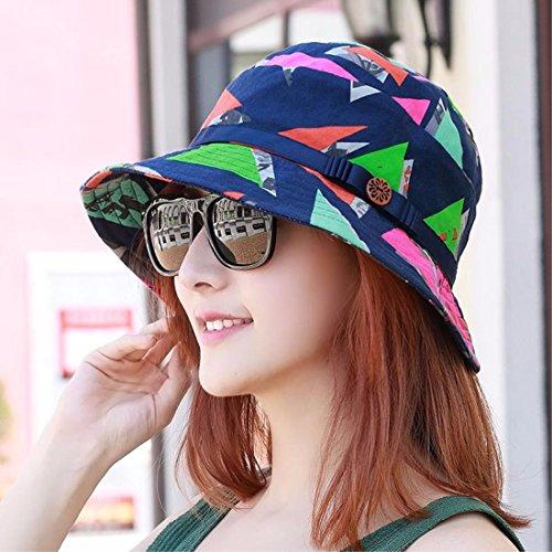 XINQING-mz männer und Frauen der Farbe anglerhut, Outdoor - Baumwolle Fischer Hut Hut Hut - Sonnenschirm, Sonne, Hood, Liebhaber, Cap,Blue/a