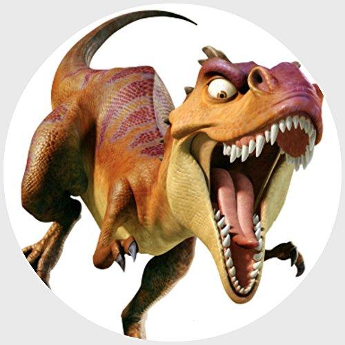 Tortenaufleger Tortenfoto Aufleger Foto Bild Dinosaurier (8) rund ca. 20 cm *NEU*OVP*