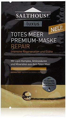 Murnauer Salthouse Totes Meer Luxus Premium Maske Repair 2x5 ml, 2er Pack (2 x 10 ml)