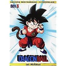 Dragon Ball. Las Películas Box 3