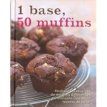 1 Base, 50 Muffins (1 = 50!)