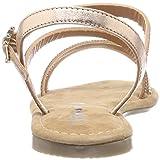 Tamaris Damen Slingback Sandalen Pink (Copper) - 2