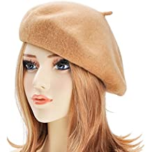 ZLYC clásico francés artista de las mujeres boina sombrero