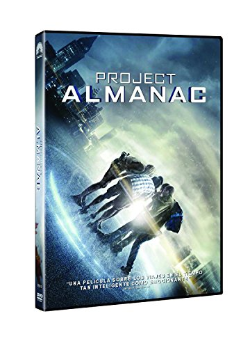 project-almanac-dvd