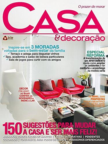 Casa & Decoração 64 (Portuguese Edition) por On Line Editora