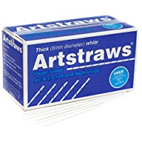 Artstraws School Pack (Thick White)