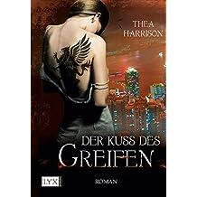 Der Kuss des Greifen (Elder Races, Band 3)