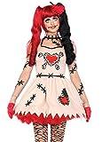 Leg Avenue Damen-Kostüm Voodoo Cutie, Größe:XS