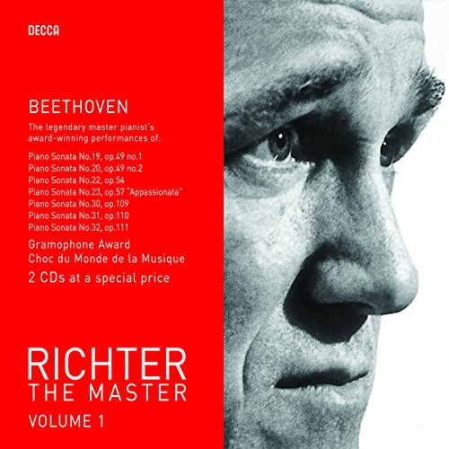 RICHTER The Master, Volume I