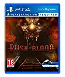 Sony Until Dawn: Rush of Blood VR, PS4 Basic PlayStation 4 Spanish video game - Video Games (PS4, PlayStation 4, Shooter / Horror, Physical media)