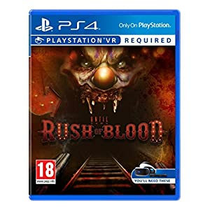 Until Dawn: Rush Of Blood VR - Ps4