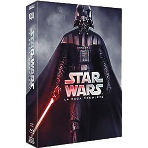 Star Wars Saga Completa 2015 en Blu-ray