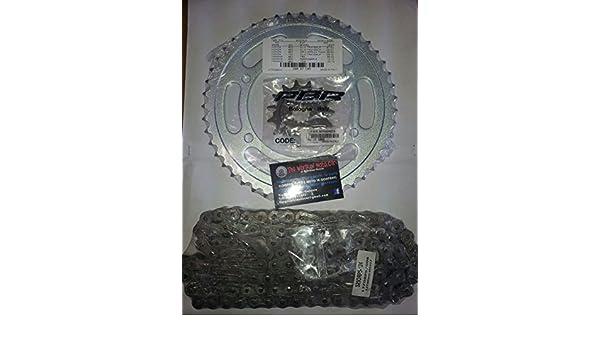 Kit transmission cha/îne reine couronne pignon H ou n d a Transalp 600 700