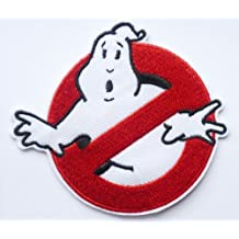 GhostBusters Logo (HQ) Embroidered Iron on Sew on Patch From PatchWOW by PatchWOW