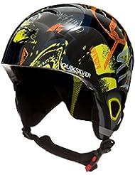 Quiksilver the Game Casco Snowboard/Esquí, Hombre, Anthracite, 52