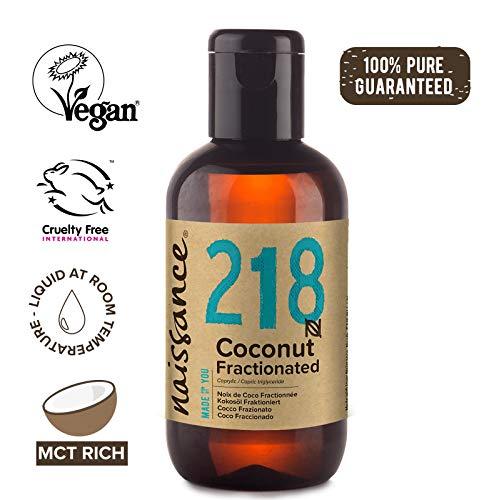 Naissance Kokosöl fraktioniert (Nr. 218) 100ml 100% rein