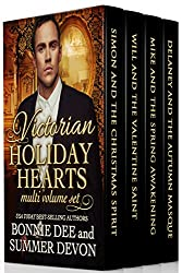 Victorian Holiday Hearts Boxed Set