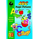 Magic Picture ABC - Buki Activity Book - Made in Israel by Poof-Slinky