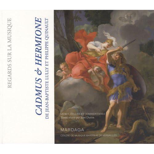 Cadmus et Hermione : 1673