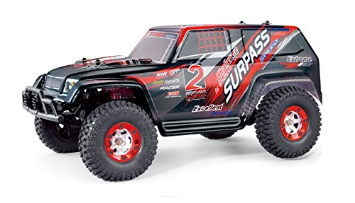 e Pro 4WD Brushless 1:12 Jeep, RTR, 2,4 GHz (Pro-rc-cars)