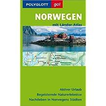 Polyglott Go! Norwegen, m. Länder-Atlas
