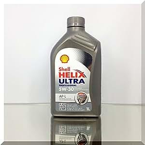 shell 001e3927 helix ultra professional ap l 5w30 huile moteur 1l. Black Bedroom Furniture Sets. Home Design Ideas
