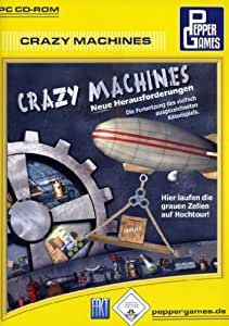 Crazy Machines - neue Herausforderung (Pepper Games)