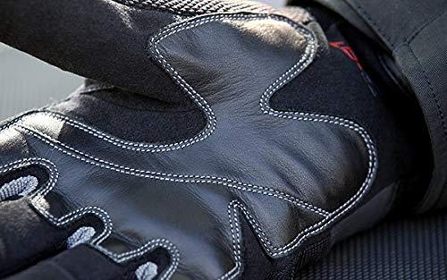 Seventy degrees GUANTE SD-C17 INVIERNO URBAN HOMBRE NEGRO/GRIS L