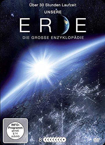 Unsere Erde - Die große Enzyklopädie (Metallbox) [8 DVDs] Enzyklopädie Des Dokumentarfilms
