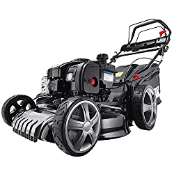 BRAST 4 in 1 petrol lawn mower Briggs & Stratton engine self-propelled engine mower B & S BS